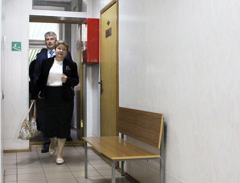 Суд объявит решение вотношении руководителя Нижнего Новгорода Белова, обвиняемого вхалатности