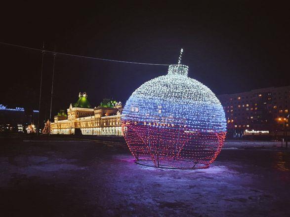 Праздничные уголки: ищем места для атмосферных фото в Нижнем Новгороде - фото 15