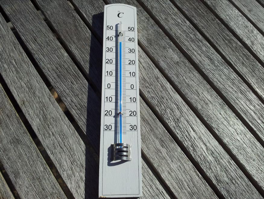 Температурный рекорд лета побит в Нижнем Новгороде - фото 1