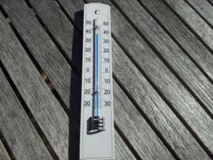 Температура воздуха в Нижегородской области превысит климатическую норму на 7-11°