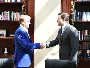 Нижегородское правительство и Сбербанк вместе займутся образовательными проектами