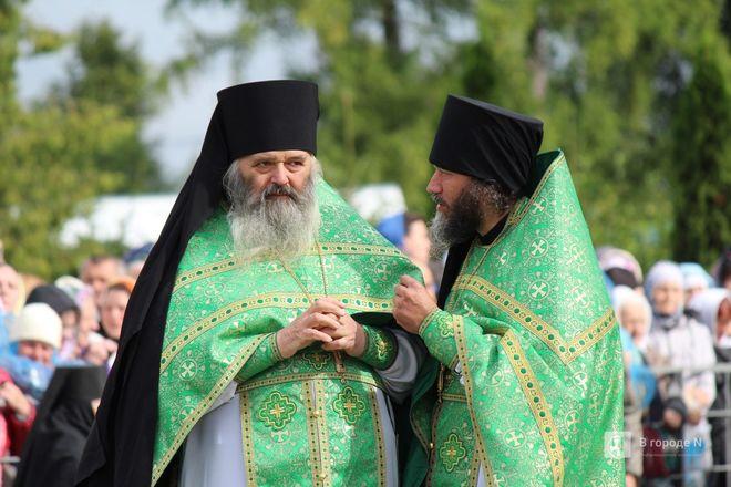 Патриарх Кирилл возглавил божественную литургию в Дивееве  - фото 22