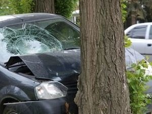Водитель «Лады» погиб при столкновении с деревом в Семеновском районе