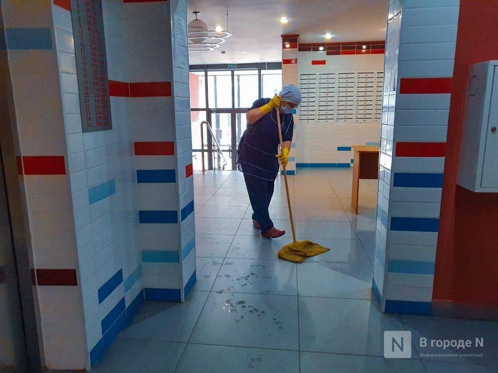 Новые случаи заражения COVID-19 выявлены в 33 районах Нижегородской области - фото 1