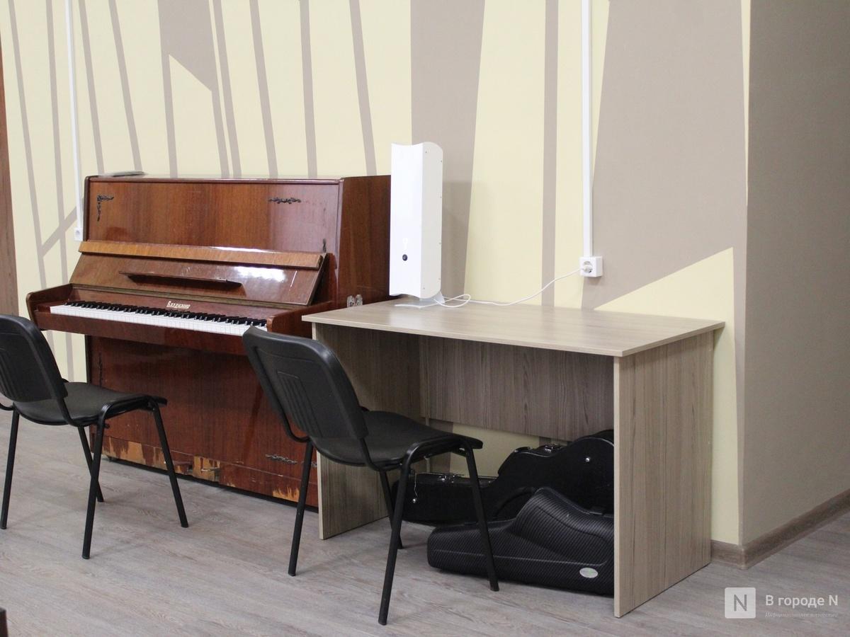 Интерьеры для талантов: как преобразился интернат Нижегородского хорового колледжа - фото 26