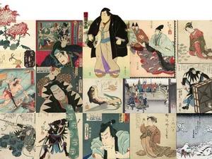 Нижегородцам представят японские гравюры XVIII-XIX веков