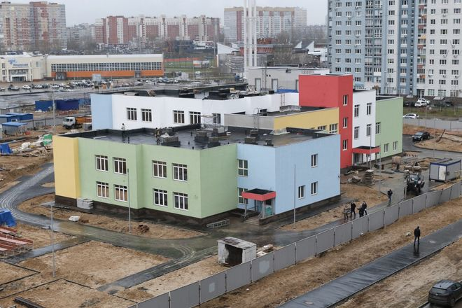 Детский сад в микрорайоне «Седьмое небо» должен быть достроен к 20 декабря - фото 7