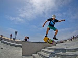Активисты поддержали перенос скейт-парка c Нижне-Волжской набережной