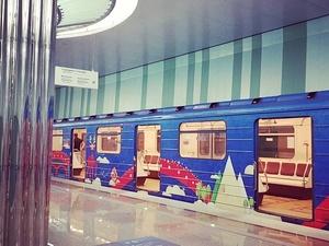 Время работы станции метро «Стрелка» сократят с 15 августа