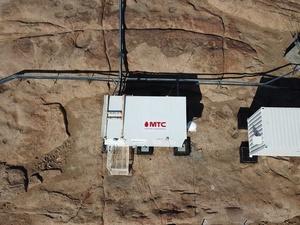 МТС запустила в Антарктиде первую российскую сеть сотовой связи