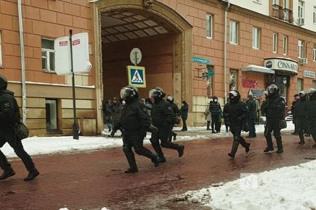 Нижегородцу, задержанному за насилие над полицейским, избрали меру пресечения