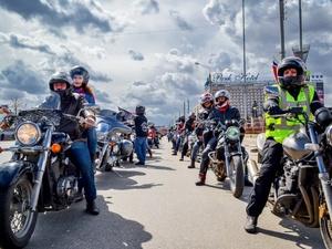 Нижегородские байкеры открыли мотосезон