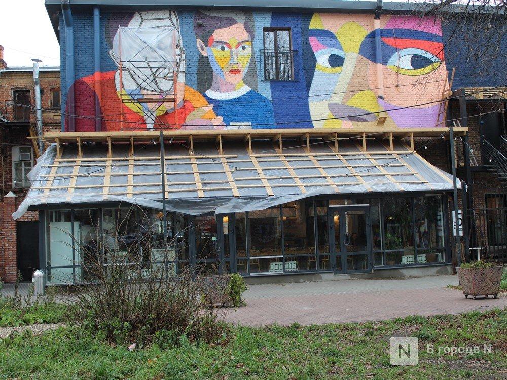 Отношения детей и родителей запечатлел в Нижнем Новгороде московский художник - фото 1