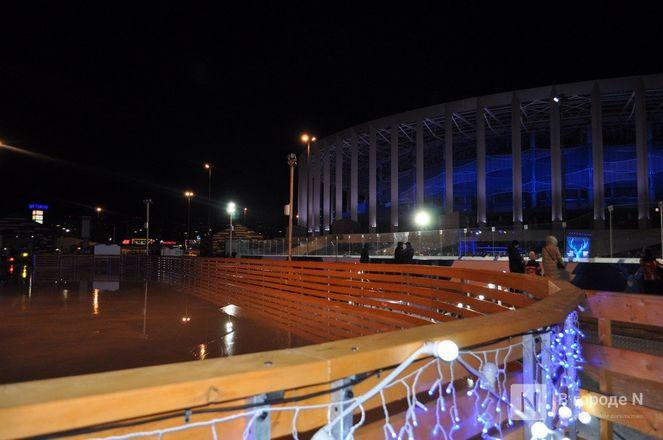 Ирина Слуцкая с ледовым шоу открыла площадку «Спорт Порт» в Нижнем: показываем, как это было - фото 53