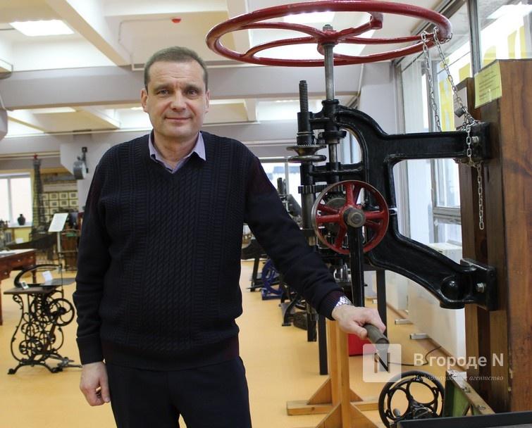 «Все началось со штангенциркуля», - директор нижегородского Технического музея Вячеслав Хуртин - фото 1