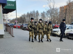 Более шести тысяч протоколов на нарушителей режима самоизоляции составили в Нижегородской области