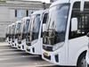 Девять новых автобусов закупил НПАТ