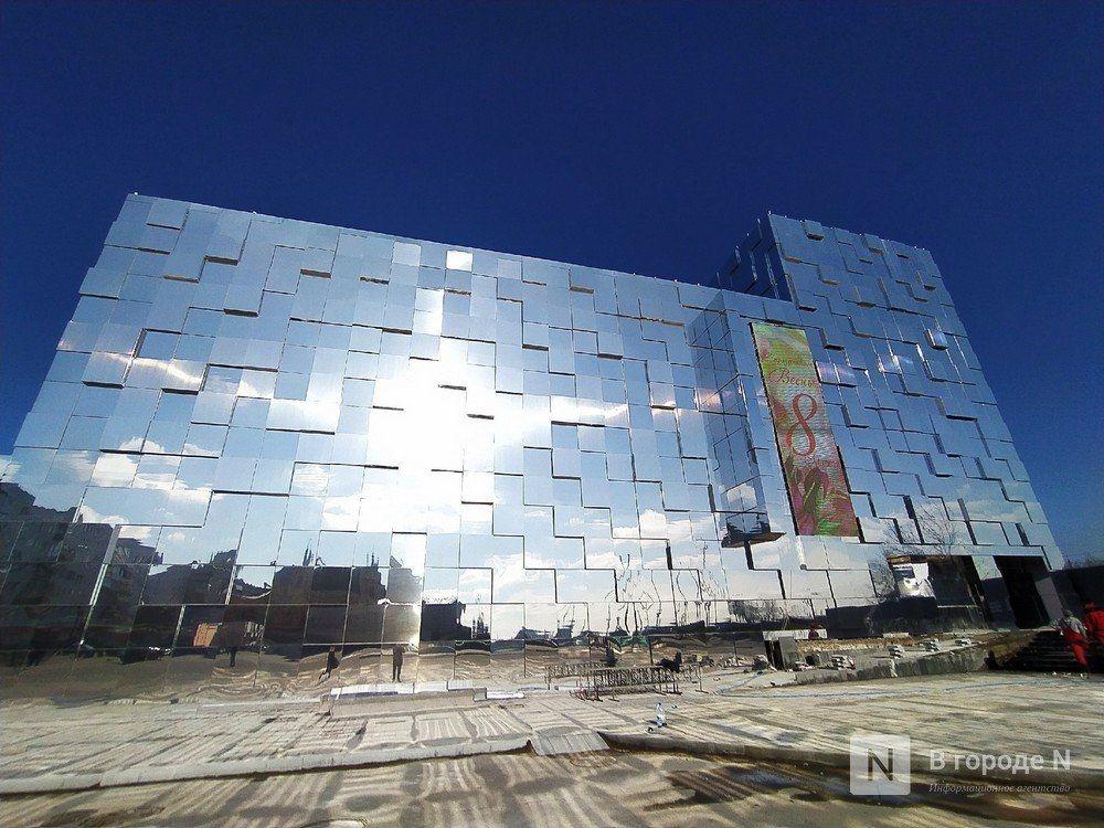 Архсовет одобрил эскиз нового павильона Нижегородской ярмарки - фото 2