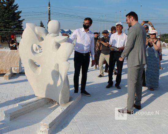 «Впередсмотрящий» и «Бесконечность»: новые скульптуры украсят Нижне-Волжскую набережную - фото 37