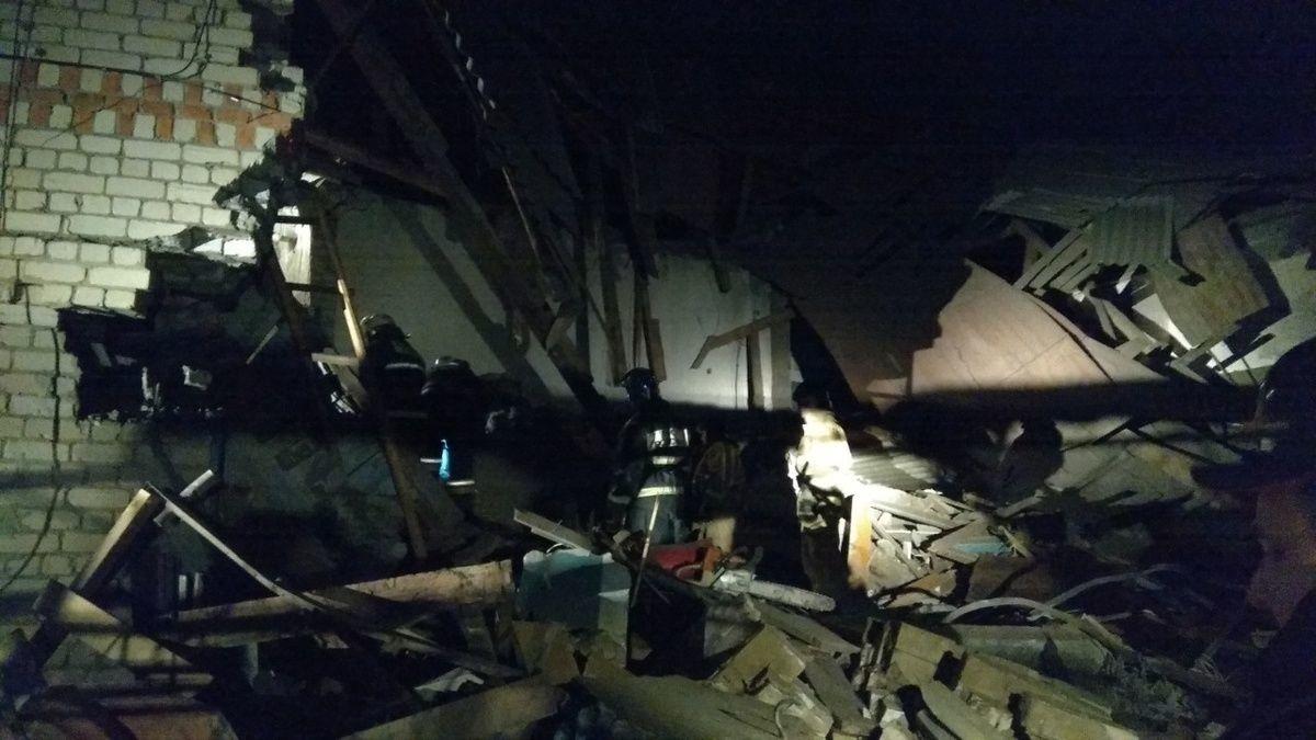 Уголовное дело возбуждено по факту взрыва в Вачском районе - фото 1