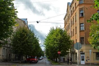 Всего девять дворовых территорий Нижнего Новгорода обустроят в этом году