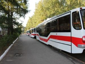 Трамвай №8 в Нижнем Новгороде временно прекратит свою работу