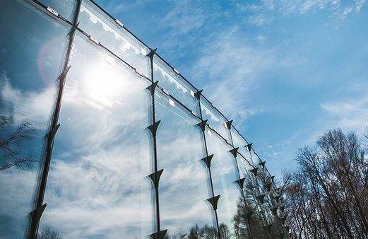 Установка витражей началась на павильонах в нижегородском парке «Швейцария» - фото 3