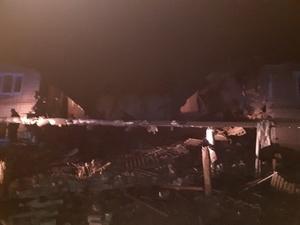 Взрыв обрушил жилой дом в Нижегородской области