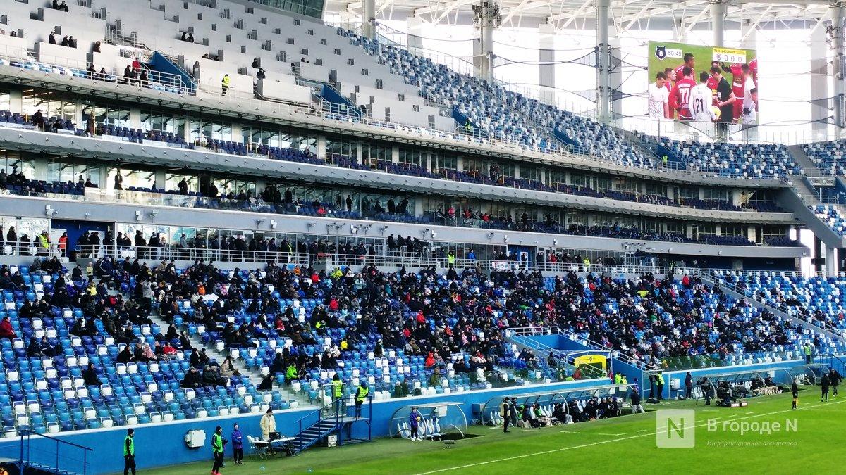 Слуцкий назвал фантастическим стадион в Нижнем Новгороде - фото 2