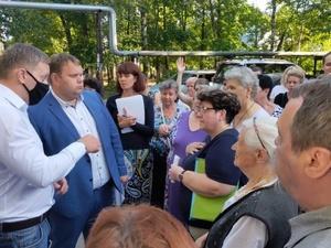 Новые детские площадки установят на улице Болотникова в Канавинском районе