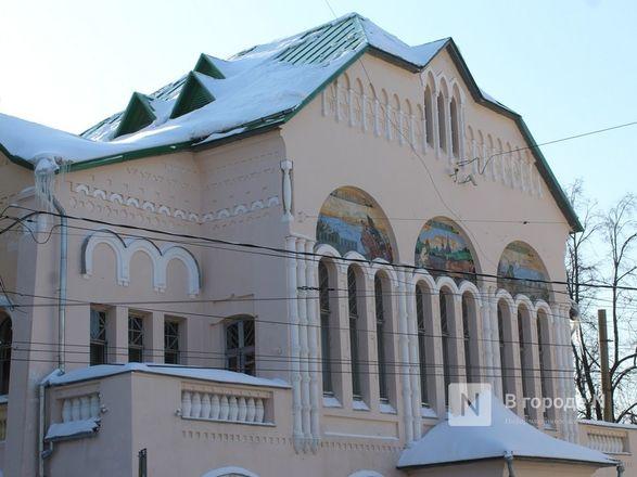 Единство двух эпох: как идет реставрация нижегородского Дворца творчества - фото 23