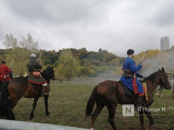Нижегородцы стали участниками средневекового сражения  - фото 8