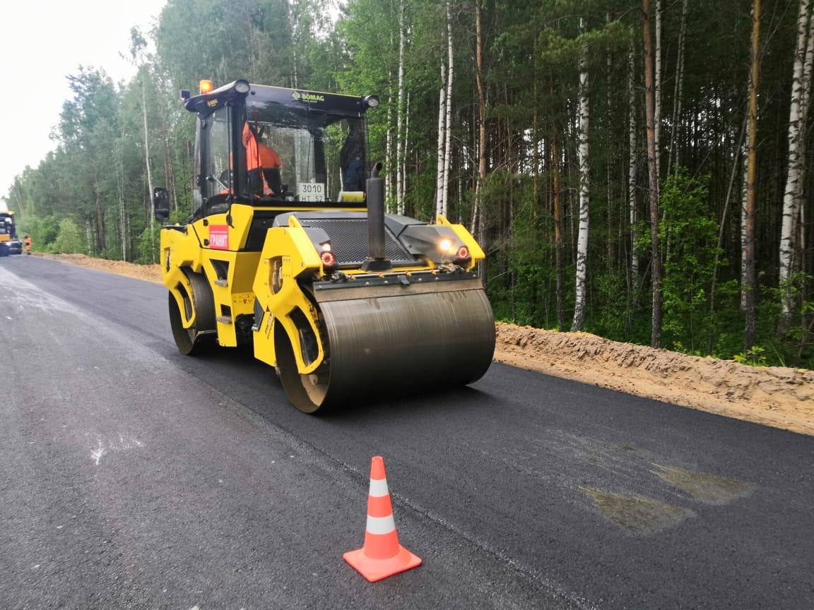 Дорогу между Краснобаковским и Воскресенским районами отремонтируют в июне - фото 1