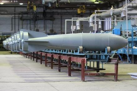 Авиабомбы с дзержинского завода «Кристалл» вывезут по решению суда