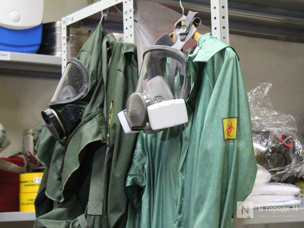 Защитные костюмы и маски на полмиллиарда рублей закупит Нижегородская область