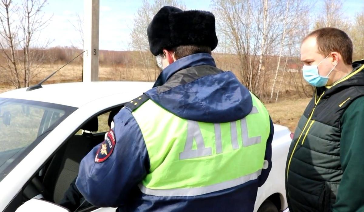 QR-коды начали проверять у нижегородских водителей