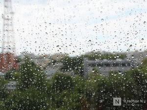 Грозы и дожди придут в Нижний Новгород в выходные