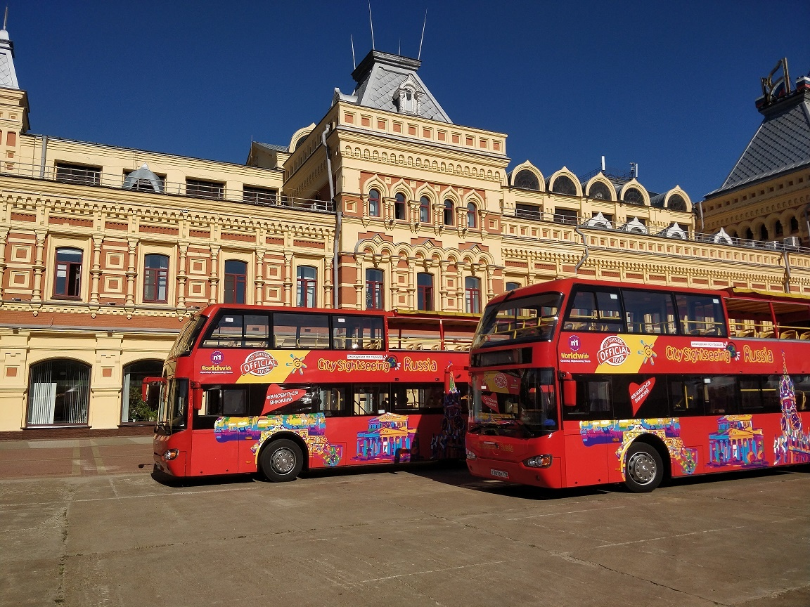 Двухэтажные автобусы вернутся в Нижний Новгород  - фото 1