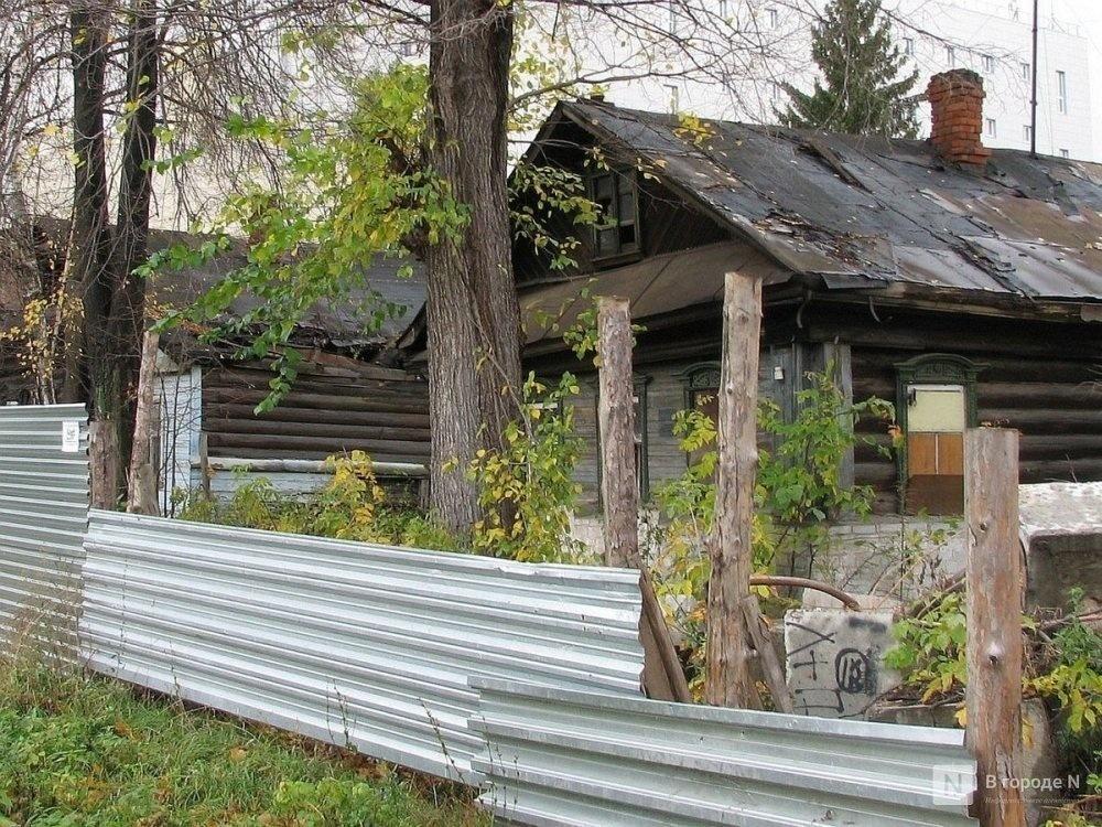 Восемь опасных домов в Лукояновском районе снесут до конца года