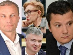 Нижегородских депутатов включили в новый список украинских санкций