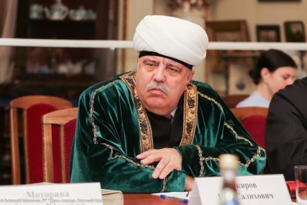«Сергей Белов всегда был внимателен ко всем конфессиям», — председатель Духовного управления мусульман Нижегородской области Гаяз Закиров