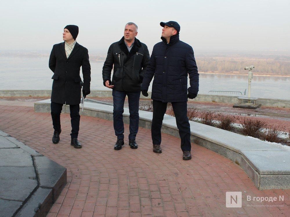 Памятник Чкалову отреставрировали в Нижнем Новгороде - фото 2