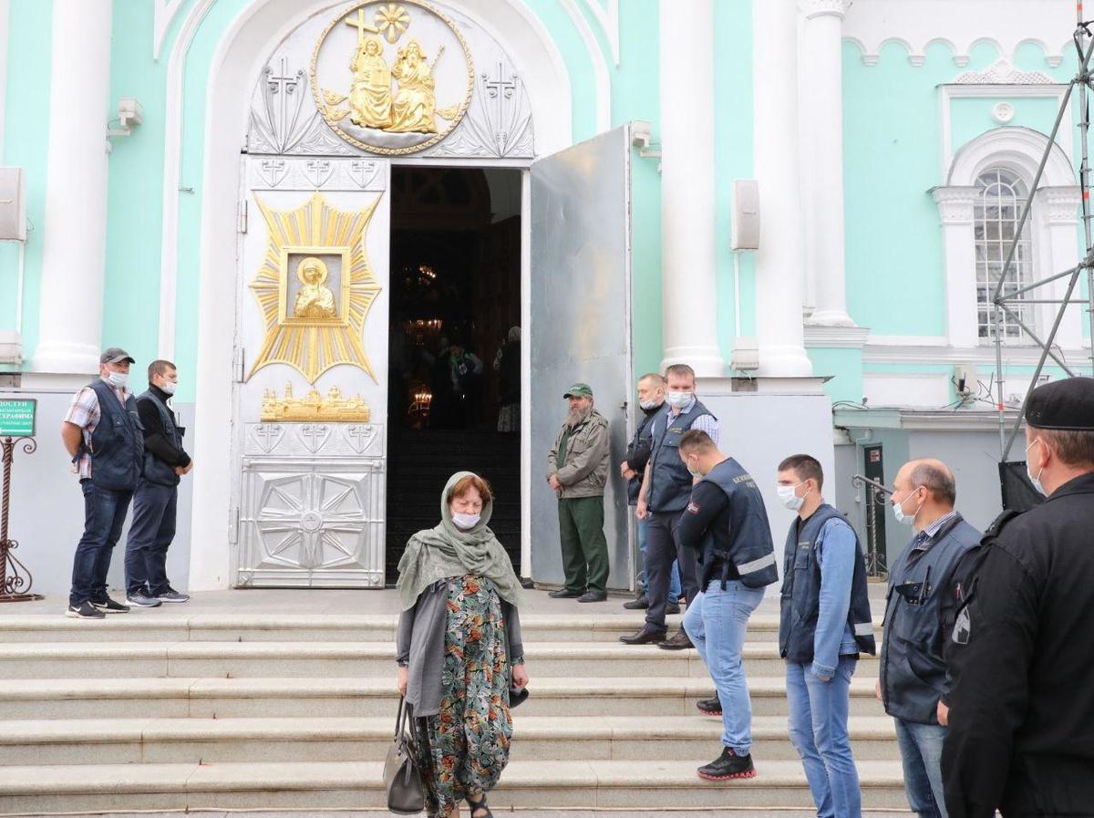 Торжества в честь Дней памяти Серафима Саровского начались в Дивееве - фото 2