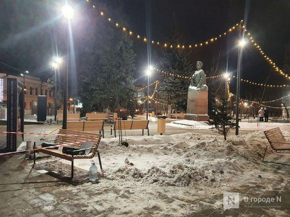 Благоустроенный сквер Свердлова открывается в Нижнем Новгороде - фото 1