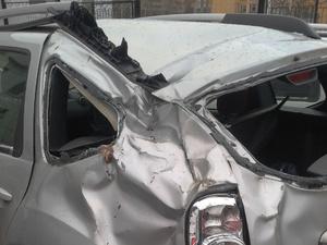 В Сормове водитель иномарки погиб при наезде на ограждение