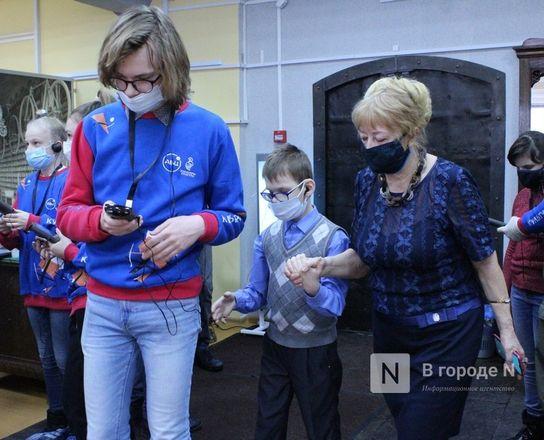 Нижегородский технический музей стал доступен незрячим людям - фото 14