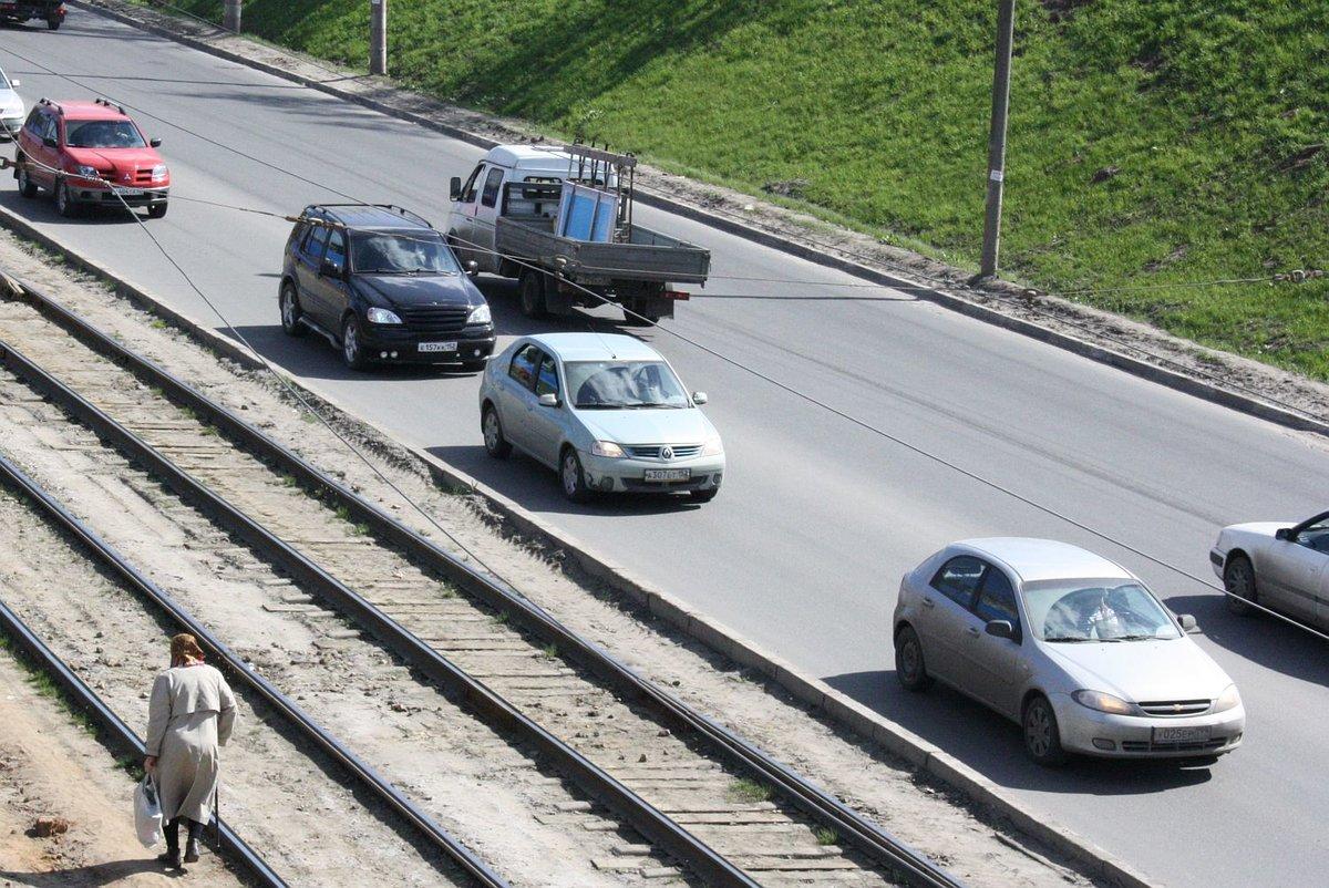 Одностороннее движение могут ввести на центральных улицах Нижнего Новгорода - фото 1