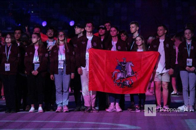 Молодость, дружба, творчество: как прошло открытие «Студенческой весны» в Нижнем Новгороде - фото 39