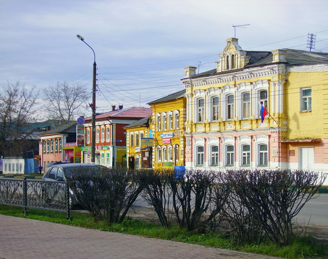 Четыре города Нижегородской области победили в конкурсе «Малые города и исторические поселения-2019» - фото 1