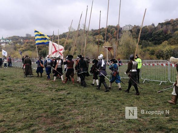 Нижегородцы стали участниками средневекового сражения  - фото 24